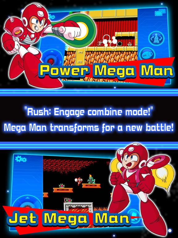 MEGA MAN 6 MOBILE screenshot 6