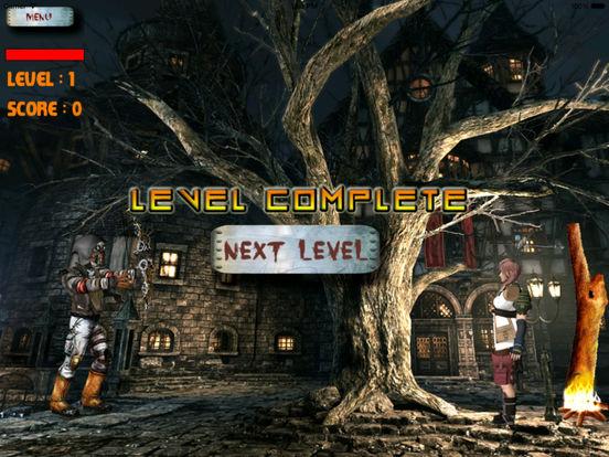 Archer Vs Shooter Dark - Best Archery Tournament screenshot 7