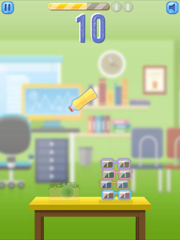 Bottle Flip Challenge (ad free) screenshot 7