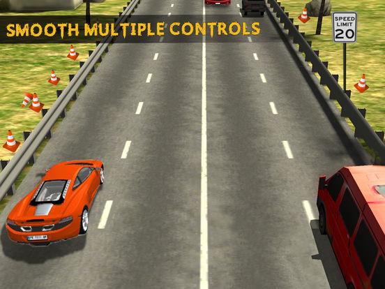 City Highway Racer Car Fast Traffic - Real Games screenshot 10