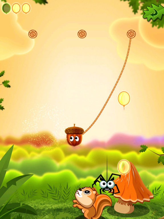 Super Squirrel Mania PRO screenshot 5