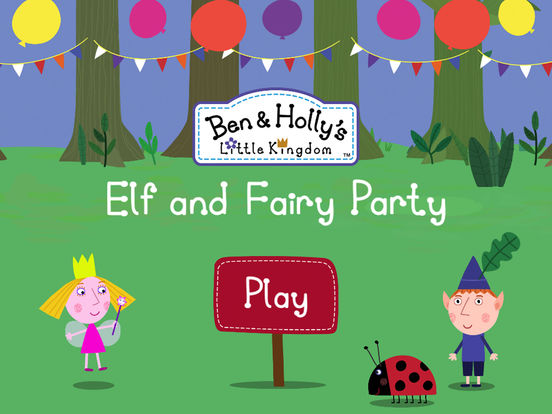 Ben and Holly: Party screenshot 6