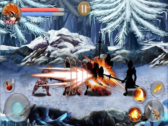 APRG--Hunter Of Shadow Pro screenshot 9