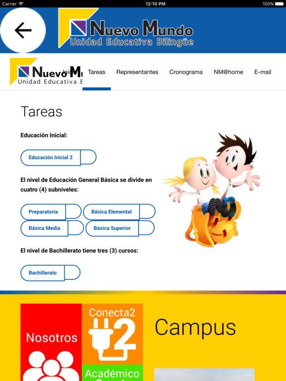 Nuevo Mundo APP screenshot 5
