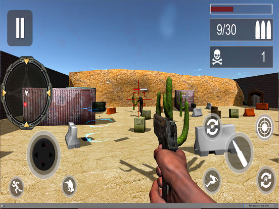 Frontline Counter Shooter: Adventure Warfare screenshot 6
