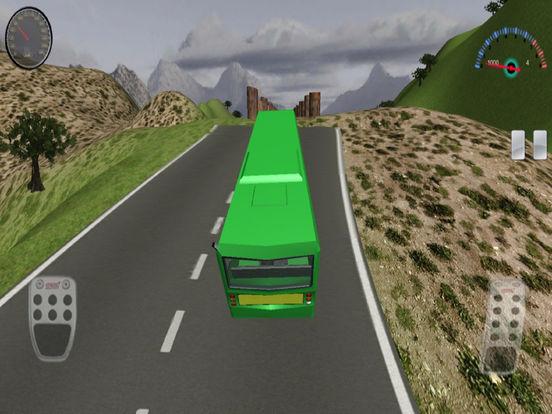 Rural Tourist Bus Drive screenshot 5