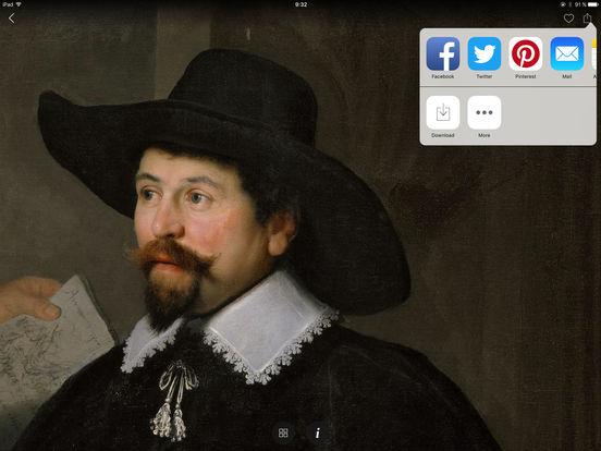 Second Canvas Mauritshuis screenshot 10