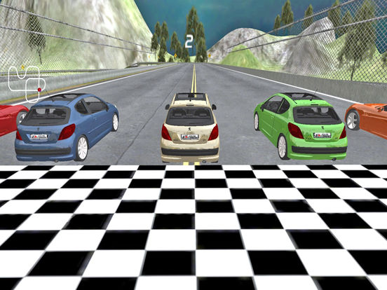 Turbo Speed Race : A New Most Wanted Racing Game screenshot 7