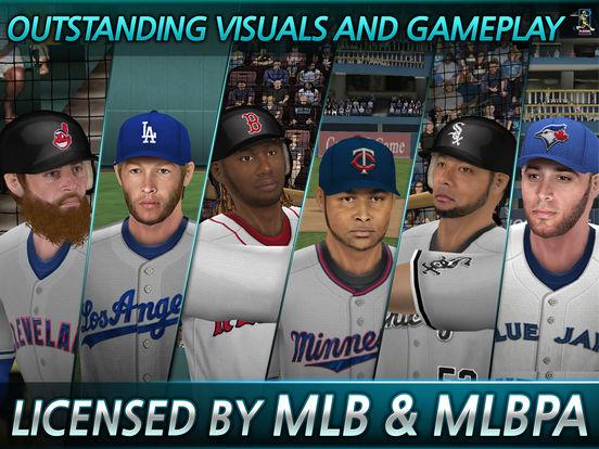 MLB 9 Innings 21 screenshot 7