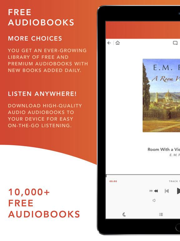 Audiobooks HQ -- audio books screenshot 6