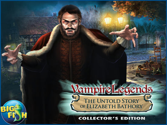 Vampire Legends: Untold Story of Elizabeth (Full) screenshot 5