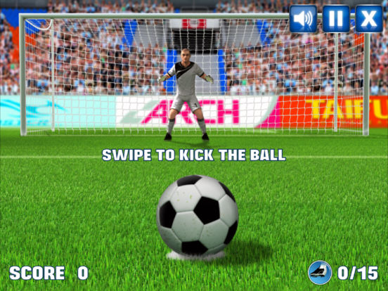 Penalty Shootout ® screenshot 5