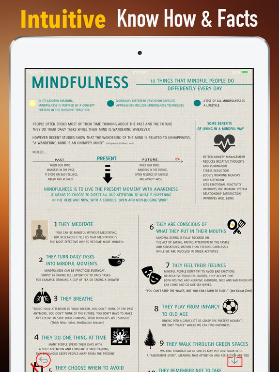 Mindfulness Practice-Tips and Tutorial screenshot 6