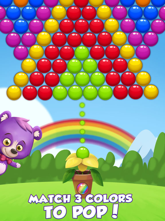 Bubble Shooter! Rainbow screenshot 7