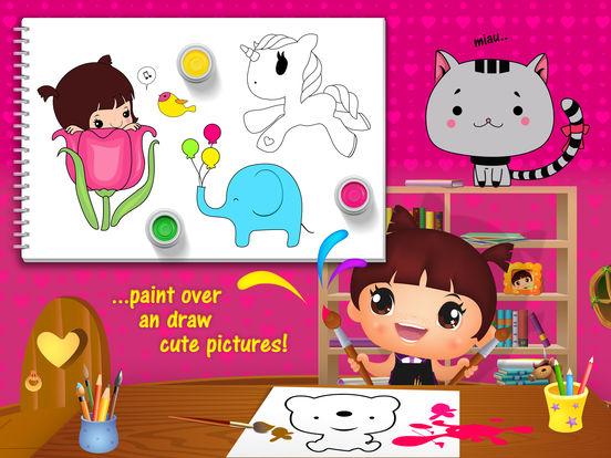 Sweet Little Emma - Playschool 2 - No Ads screenshot 7