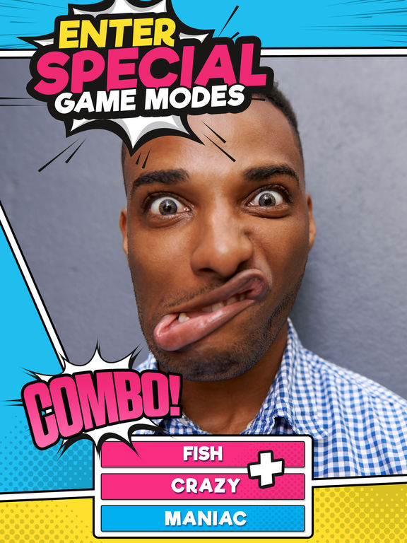 Face Up - The Selfie Game screenshot 9