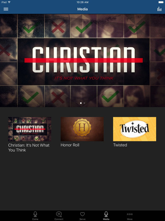 Steamboat Christian Center screenshot 5