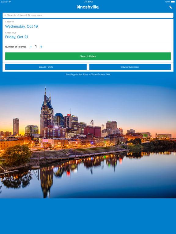 i4nashville - Nashville Hotels & Yellow Pages screenshot 6