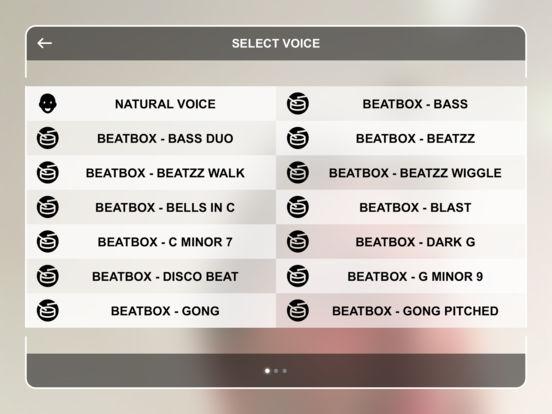 BeatBox Booth screenshot 4