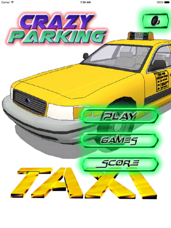 A Crazy Parking - A Vegas Taxi Race screenshot 6