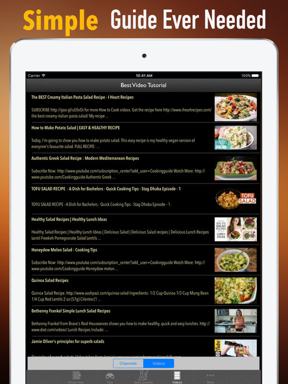 Salad Cooking Guide-Weight Loss,Ketogenic Die screenshot 7