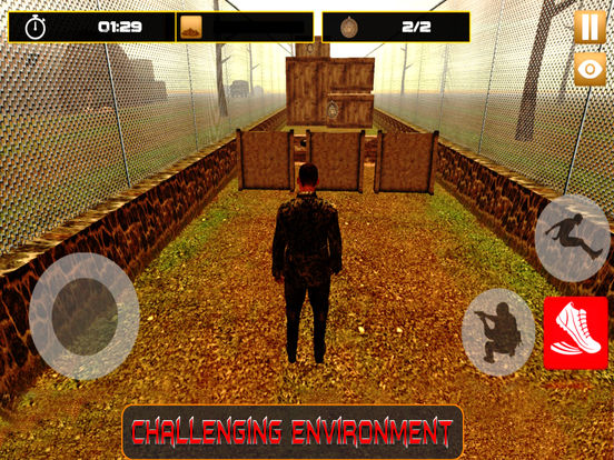 Trained The Soldier : Real Army Train-ing Game-s screenshot 4