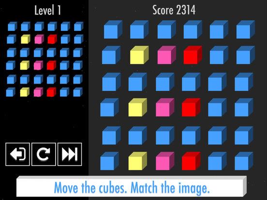 Cube Match - The addictive puzzle game (Premium) screenshot 6