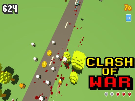 Clash of war! screenshot 9