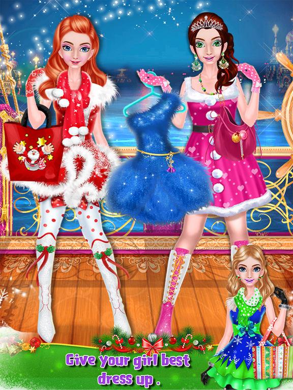 X'mas Princess Salon screenshot 6