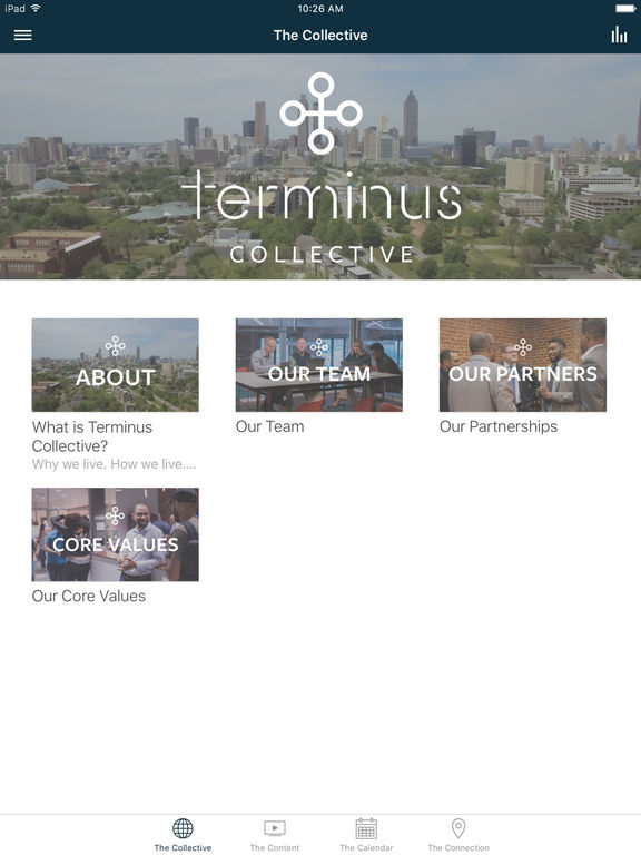 Terminus Collective screenshot 4