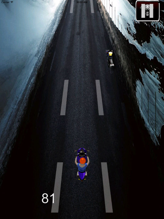 Extreme Mania Bikes In Traffic - Game Powerful Bike Race screenshot 7