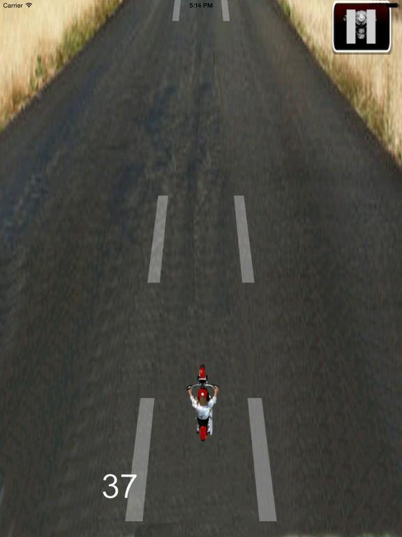 Bike Rivals Race HD Pro - Fun Motorcycle Racing screenshot 8
