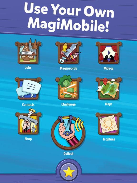 MagiMobile – Mighty Magiswords Collection App screenshot 8