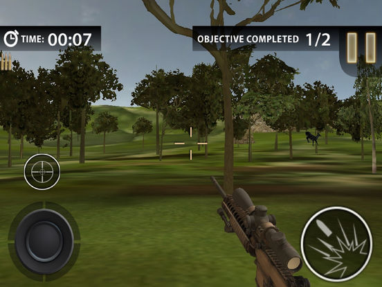 Wild Deer Hunting : Safari Shooting Game screenshot 4