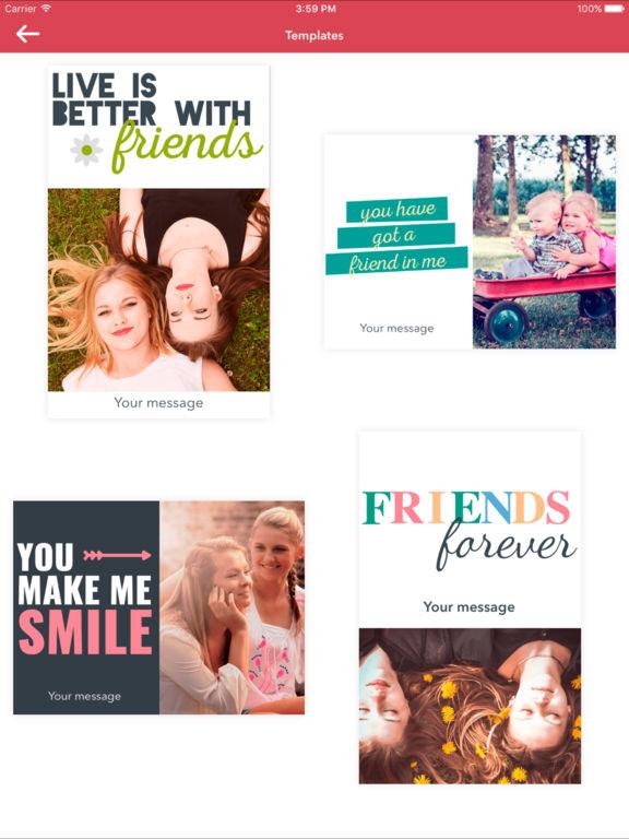 ePostcard - Compose your Postcard screenshot 9