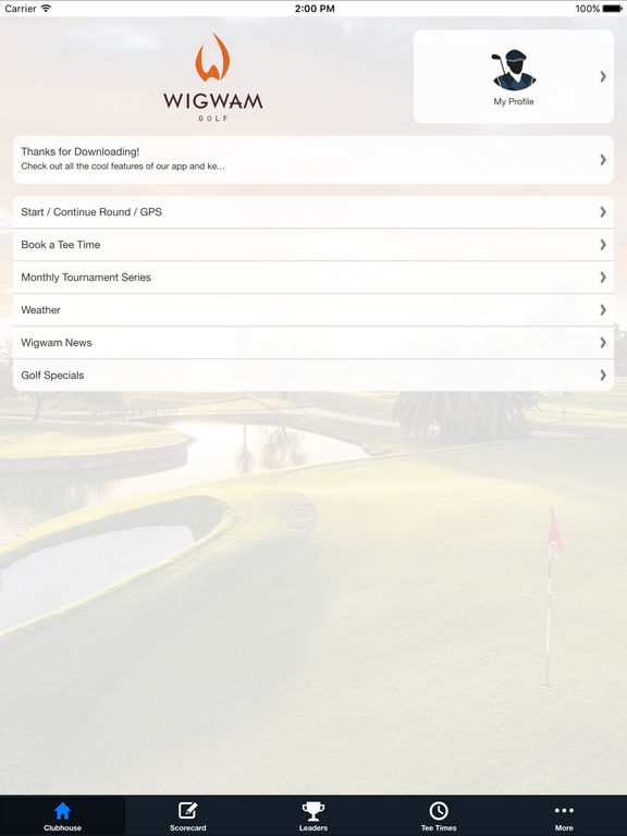 Wigwam Golf Club screenshot 7