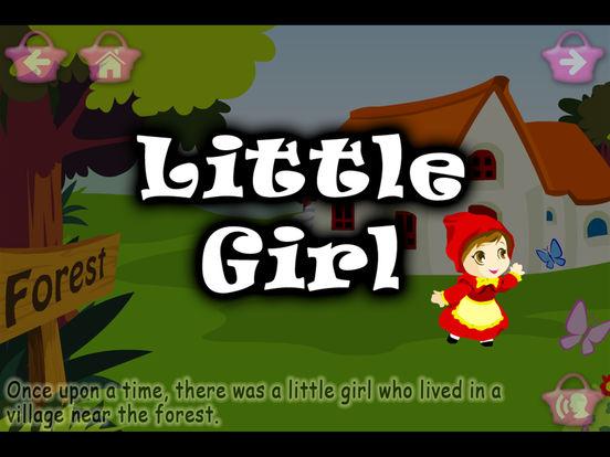 Little Red Riding Hood (Kids Story Book) screenshot 8