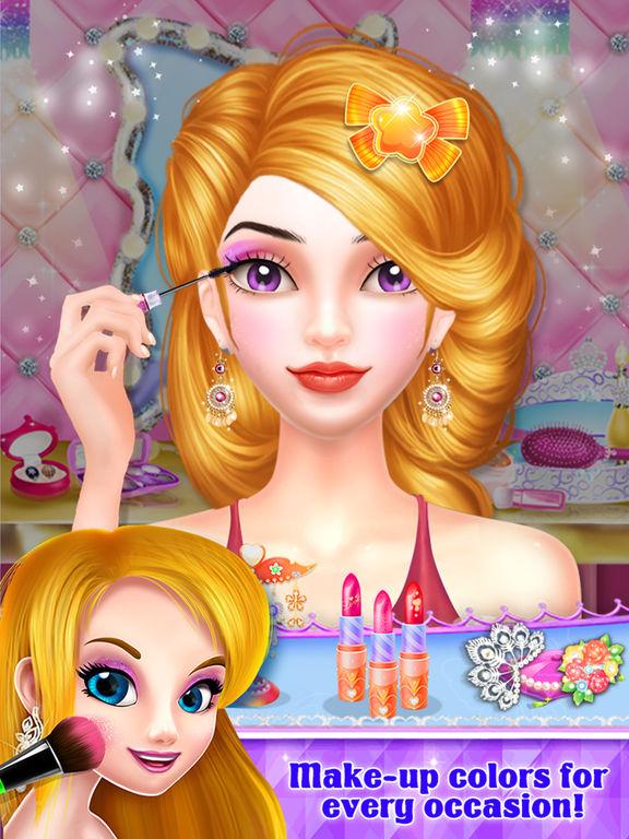 Princess High School Makeover screenshot 8