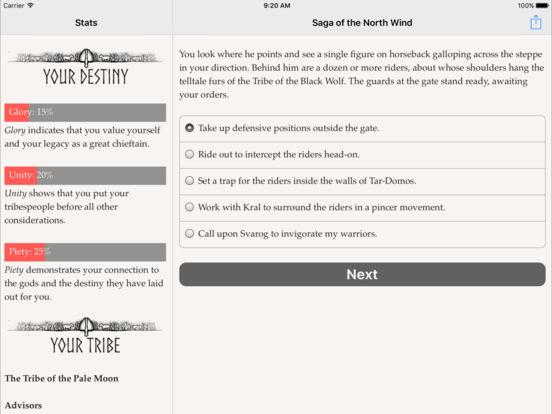 Saga of the North Wind screenshot 8