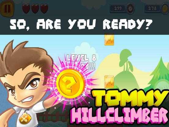 Tommy Hillclimber screenshot 10