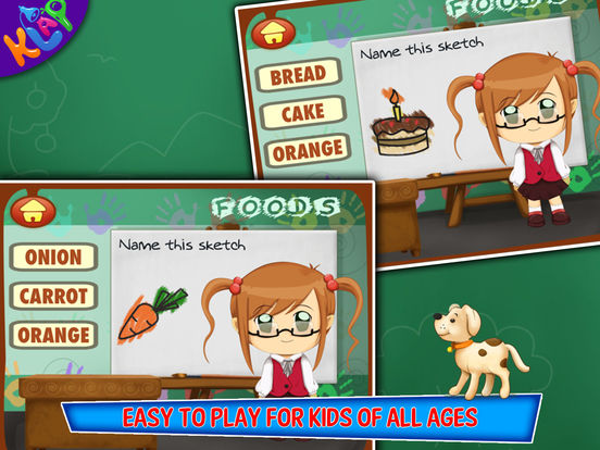 Learn With Kit HD Lite by KLAP screenshot 10