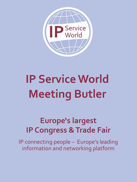 IP Service World 2016 screenshot 4