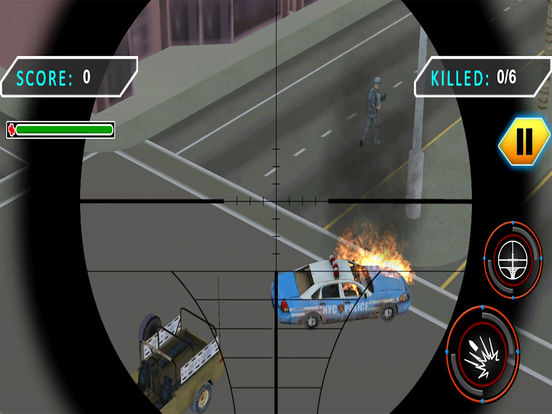 Commando Street War 2016 screenshot 6