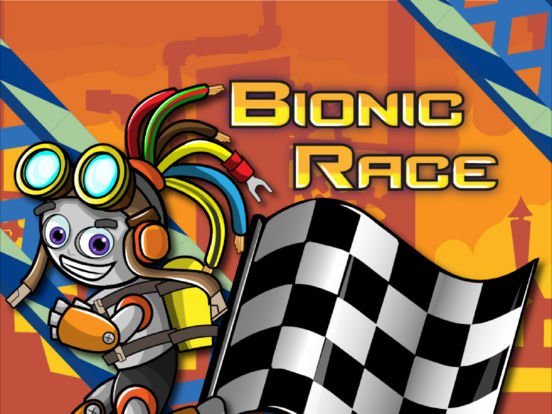 Bionic Race screenshot 6