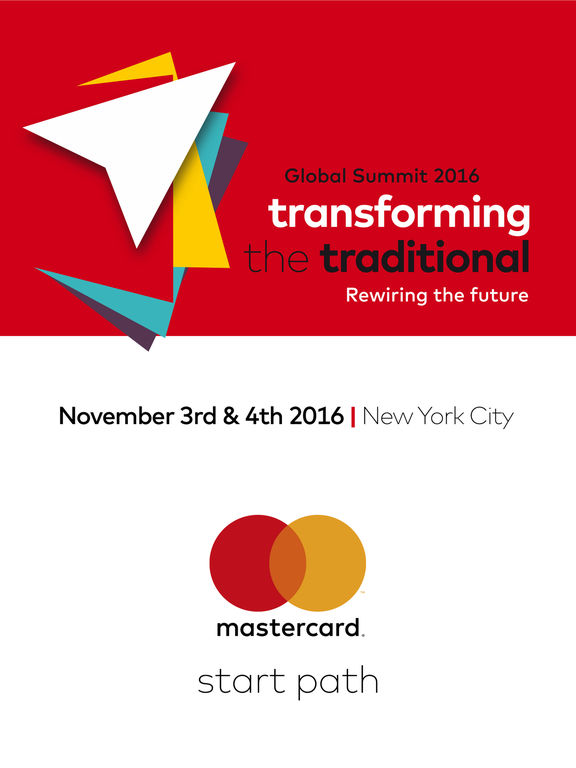 Mastercard Start Path Summit screenshot 4