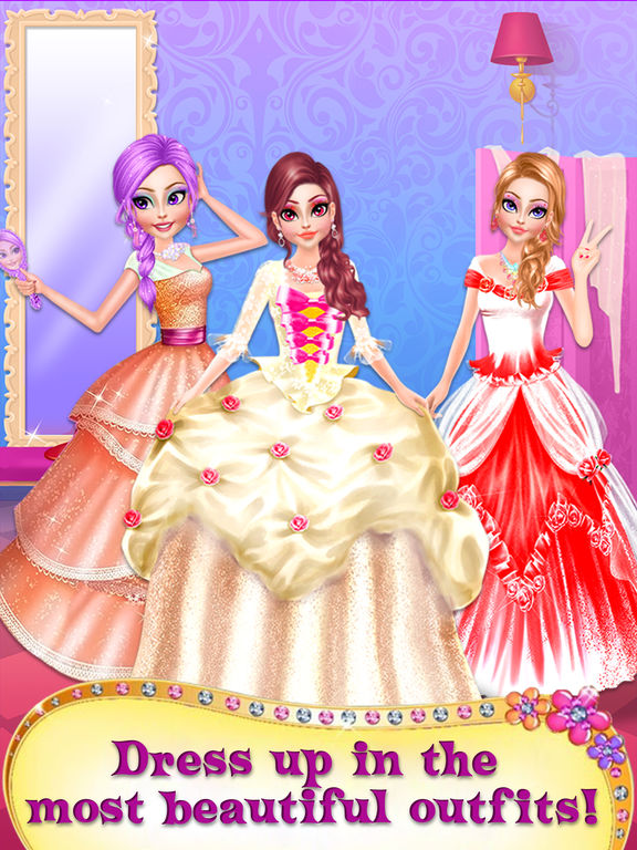 Princess Fashion Doll Accident screenshot 10