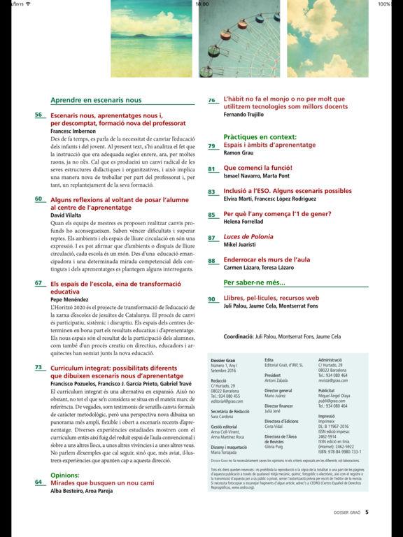 Dossier Graó screenshot 8