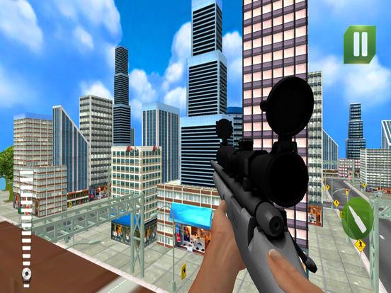 Modern Charlie Sniper  : 3D Fury Kill-er Shot-ing screenshot 7