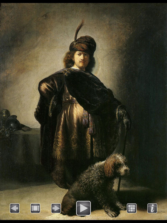 Rembrandt Intime HD screenshot 7