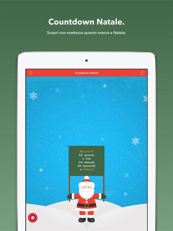 Countdown Natale.Countdown Natale Quanto Manca A Natale Apps 148apps